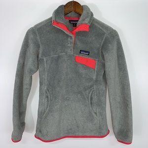 Patagonia Re-Tool Snap Pullover Jacket